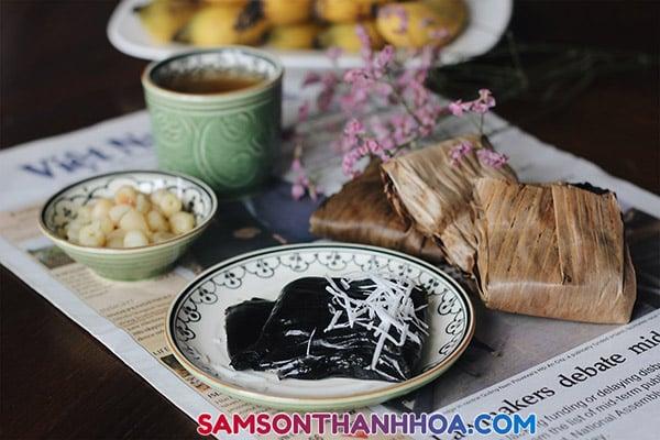 Bánh gai Tứ trụ Thanh Hoá