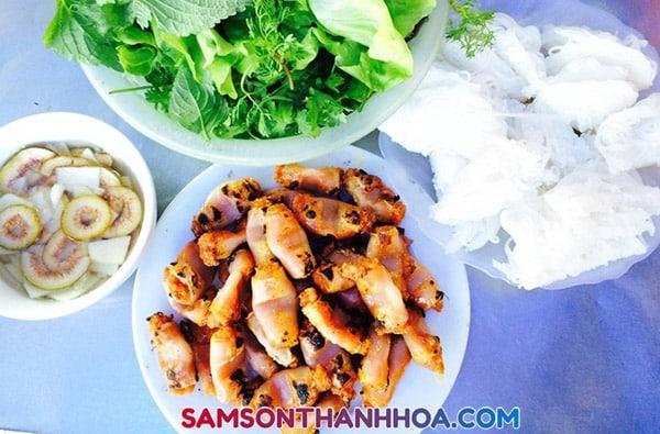 Chả Tôm Thanh Hoá