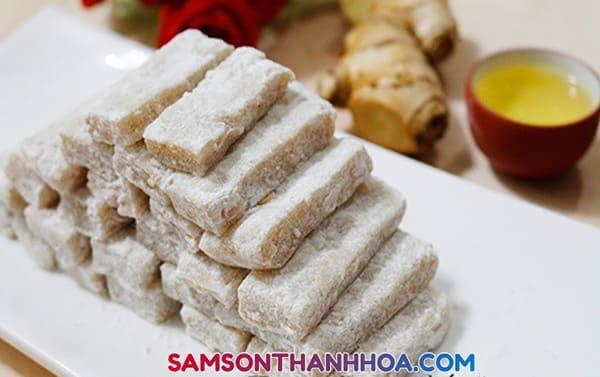 Đặc sản Chè Lam Thanh Hoá