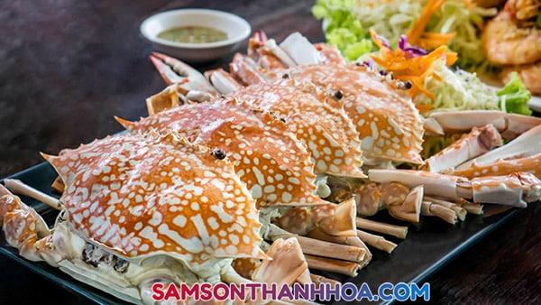 Hải sản Sầm Sơn Thanh Hoá