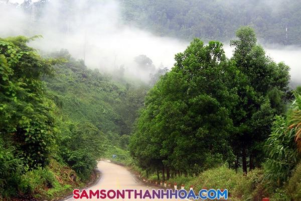 Núi trường lệ Sầm Sơn