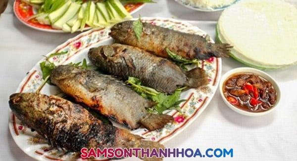 Thưởng thức món cá rô đầm sét