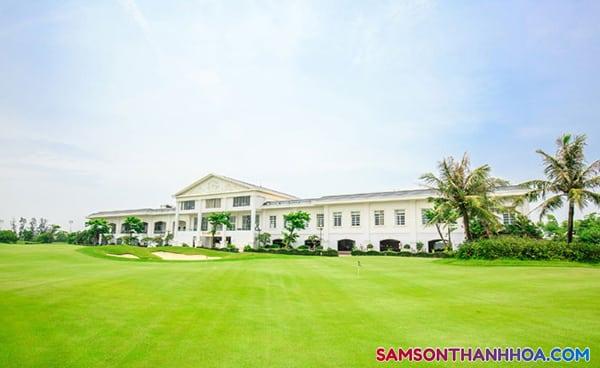 Nhà Câu Lạc Bộ FLC Samson Golf Links