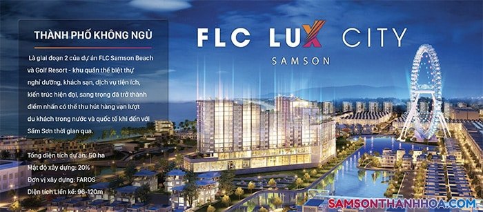 FLC Lux City Sầm Sơn