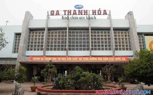 Ga tàu hoả Thanh Hoá