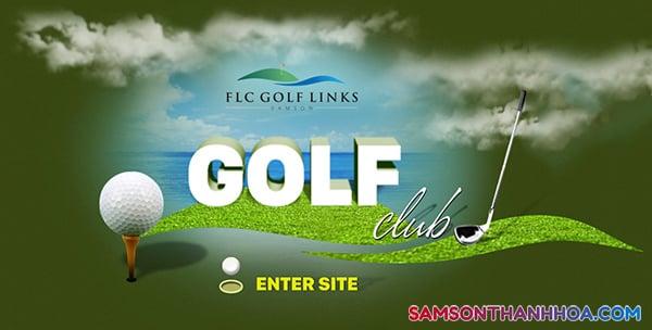 Hội viên Golf FLC Sầm Sơn