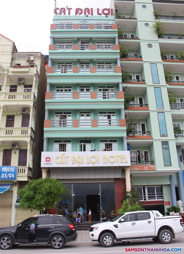 Khách sạn Cát Đại Lợi Sầm Sơn