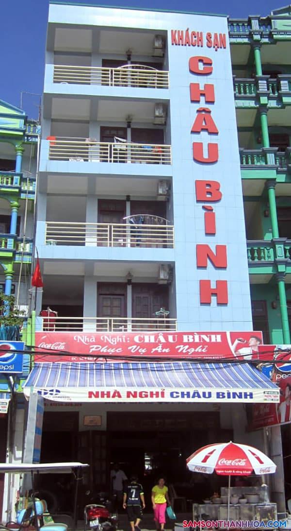 Khách sạn Châu Bình Sầm Sơn