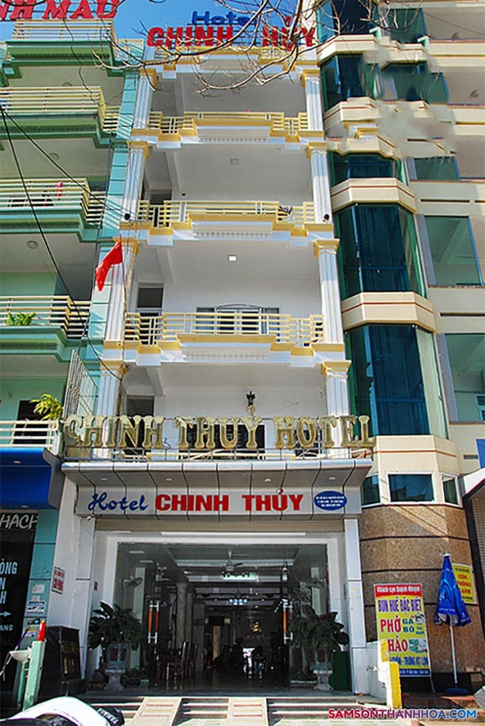 Khách sạn Chinh Thuỷ Sầm Sơn