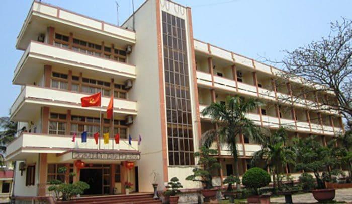 Khách sạn Công Đoàn Sầm Sơn