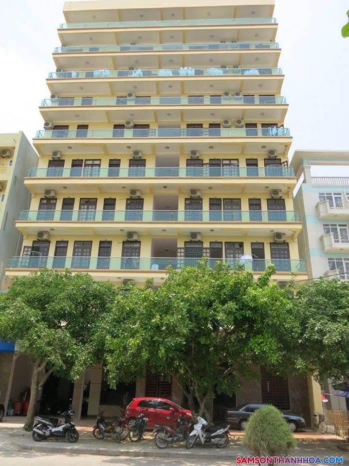 Khách sạn Biển Đợi Sầm Sơn