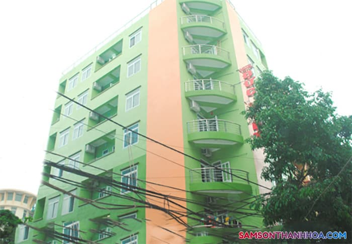Khách sạn Đức Việt Sầm Sơn