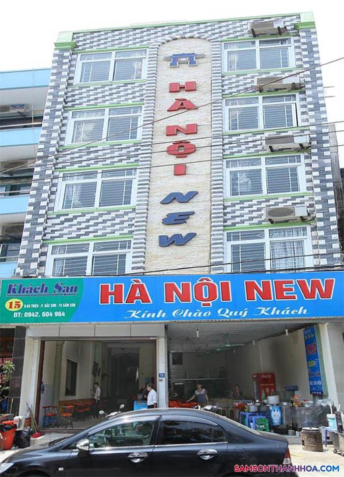 Khách sạn Hà Nội New Sầm Sơn