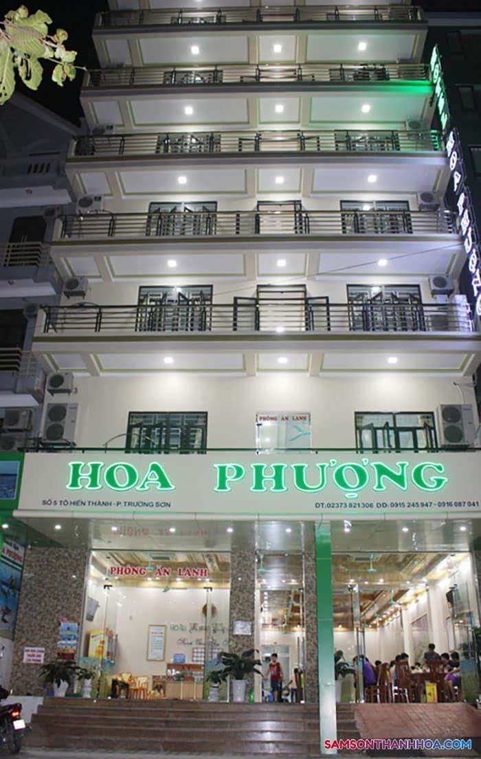 Khách sạn Hoa Phượng Sầm Sơn