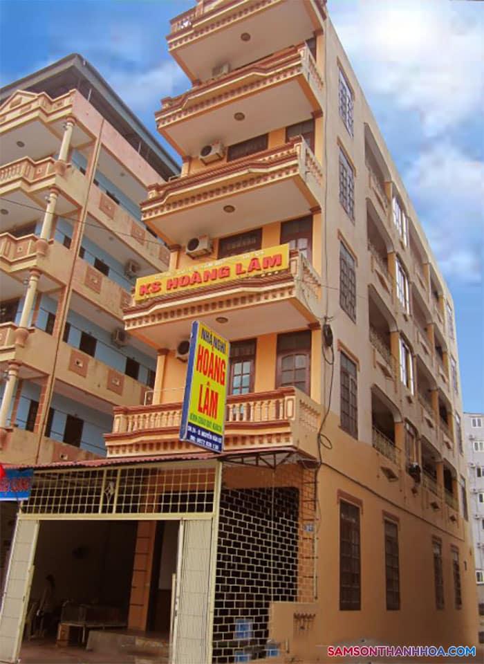 Khách sạn Hoàng Lâm Sầm Sơn