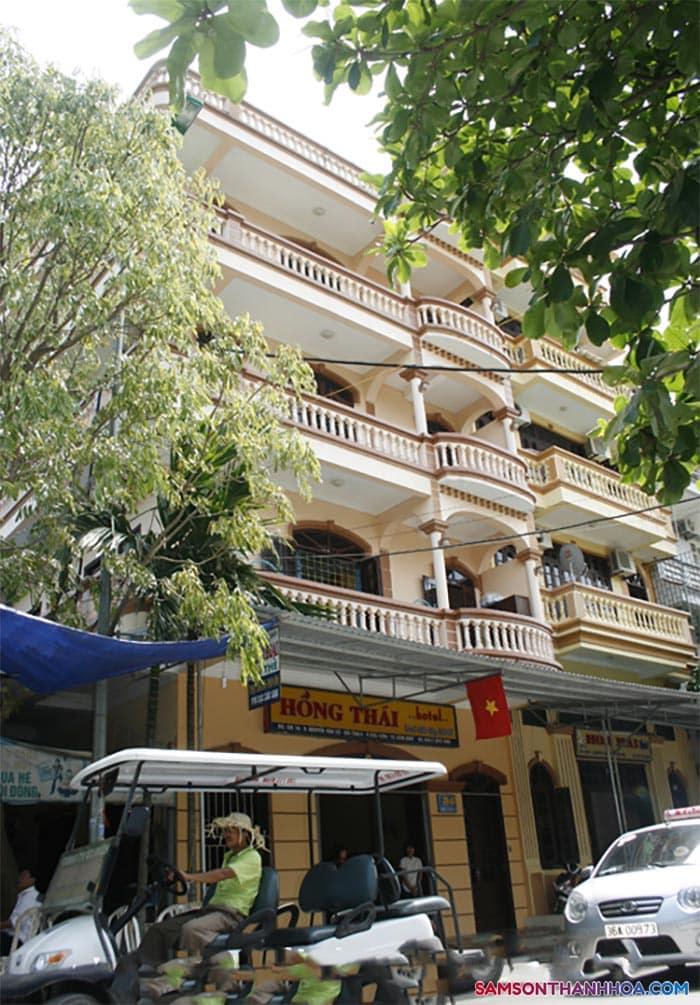 Khách sạn Hồng Thái Sầm Sơn