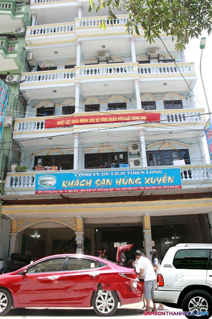 Khách sạn Hùng Xuyến Sầm Sơn