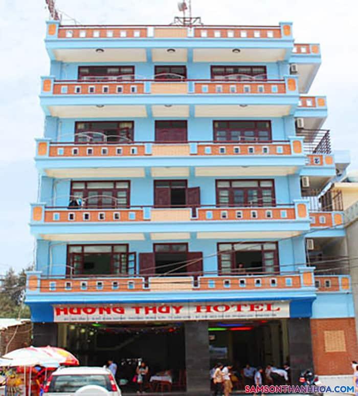 Khách sạn Hương Thuỷ Sầm Sơn