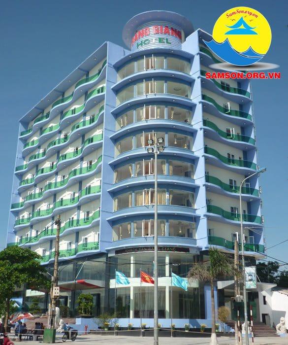 Khách sạn Marino Sầm Sơn