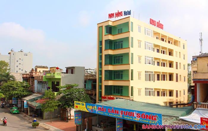 Khách sạn Nam Hằng Sầm Sơn