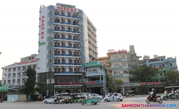 Khách sạn Ngân Hà Sầm Sơn