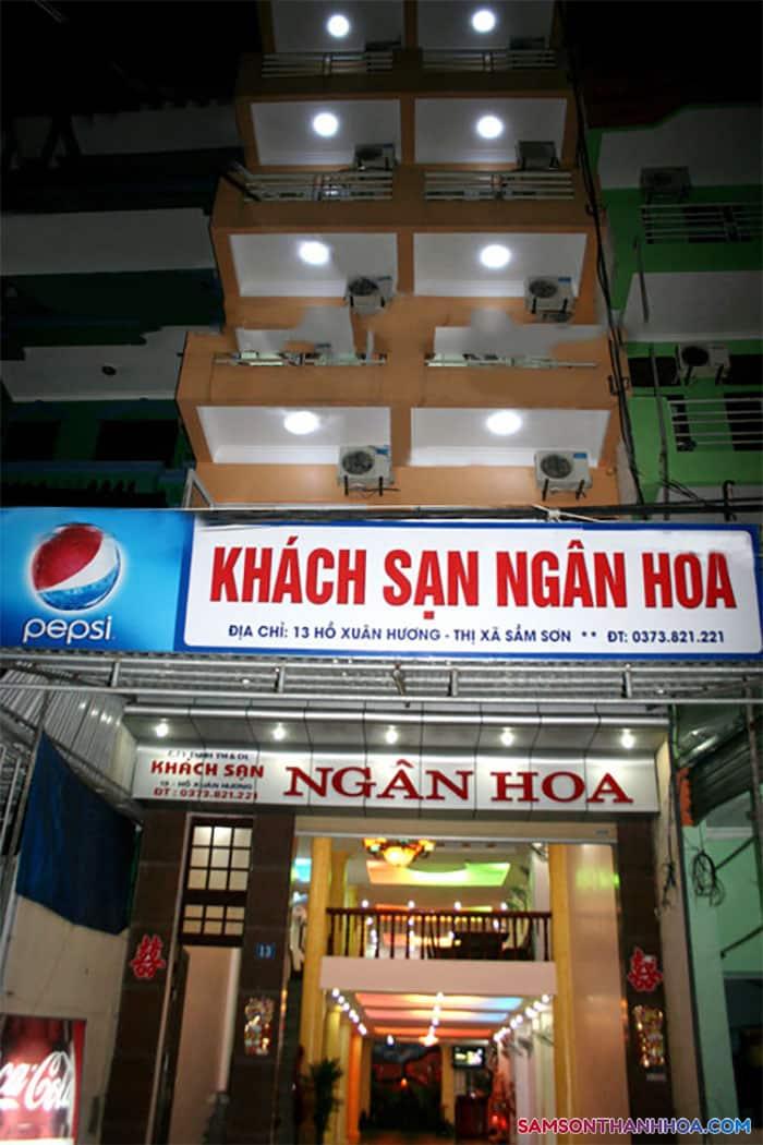 Khách sạn Ngân Hoa Sầm Sơn