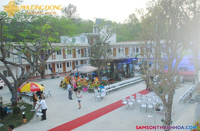 Khách sạn Phương Đông Sầm Sơn