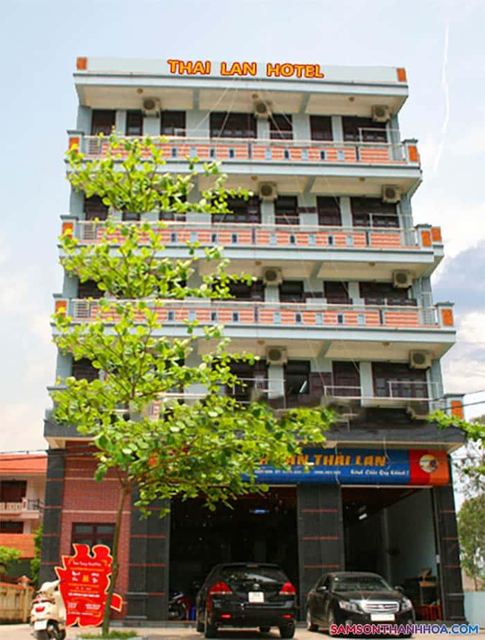 Khách sạn Thái Lan Sầm Sơn