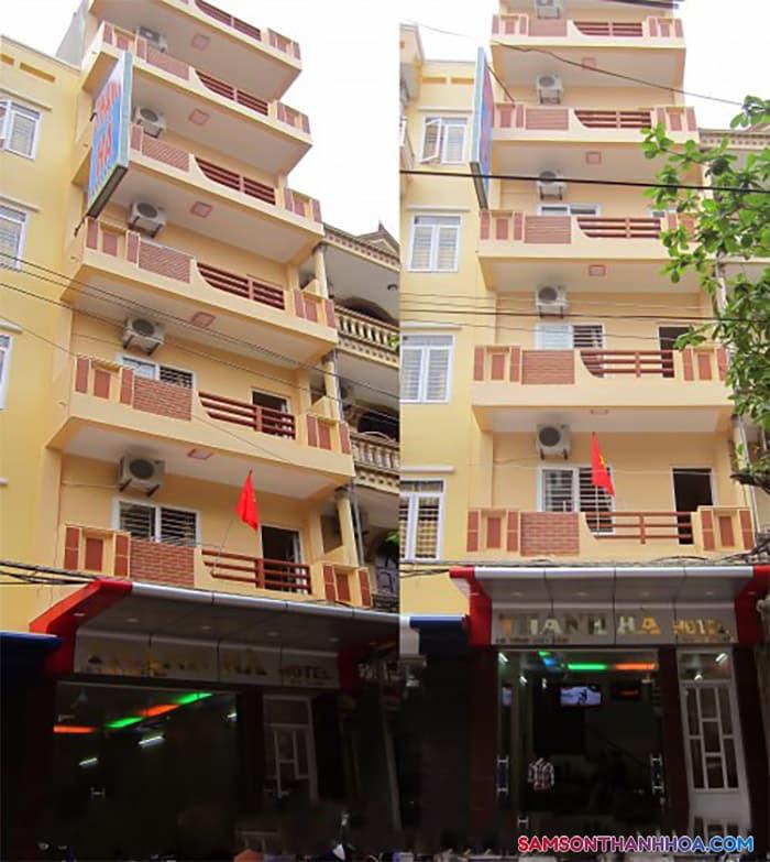 Khách sạn Thanh Hà Sầm Sơn
