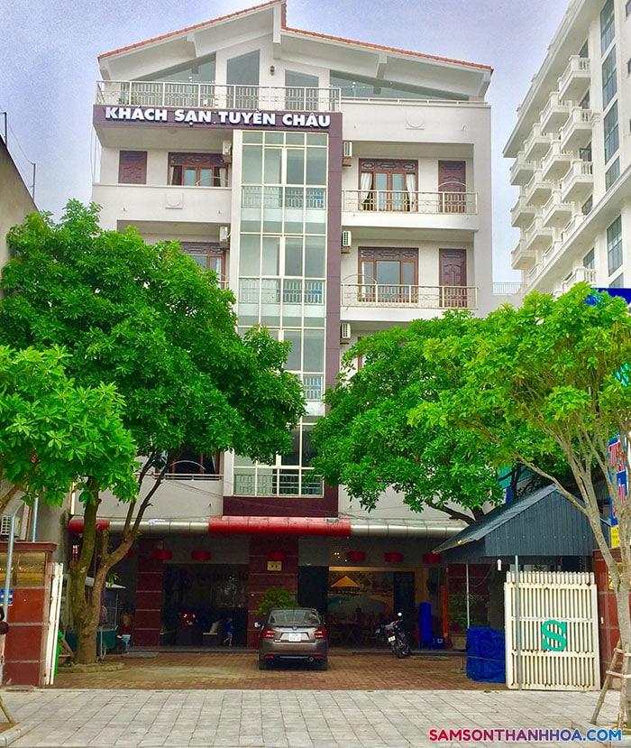 Khách sạn Tuyền Châu Sầm Sơn