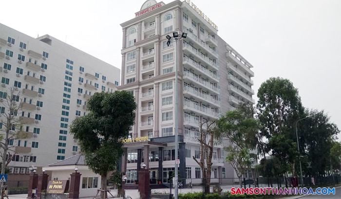Khách sạn Vũ Phong Sầm Sơn