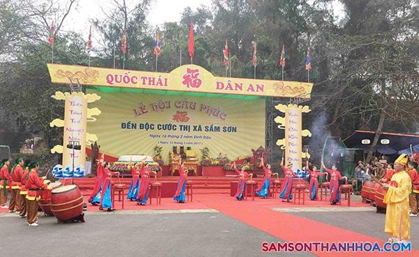 Lễ hội cầu phúc Sầm Sơn