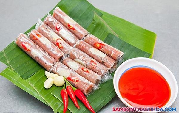 Nem chua Sầm Sơn