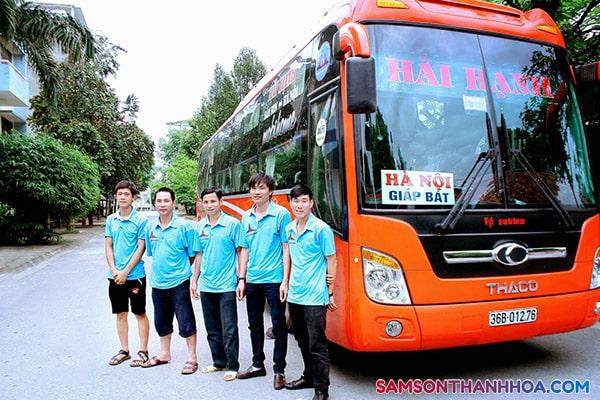 Nhà xe Hải Hạnh Sầm Sơn