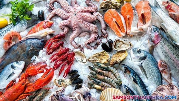 Những món ăn hải sản ngon nhất