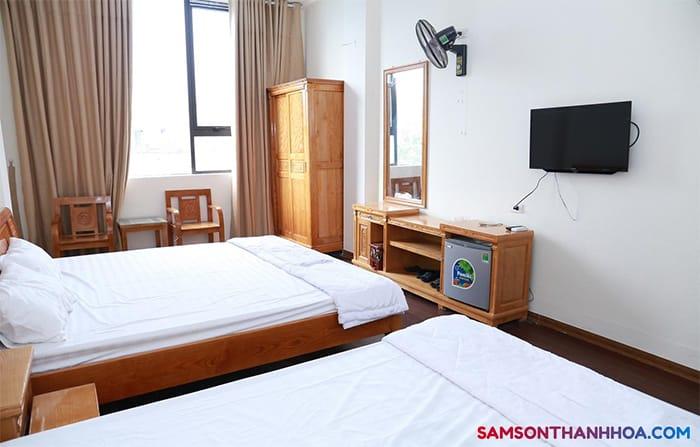Phòng 2 giường ngủ