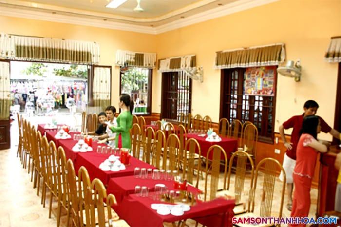 Phòng ăn tập thể
