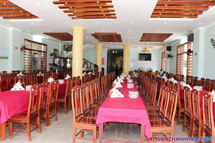 Khách sạn phục vụ các món ăn hải sản ngon nhất
