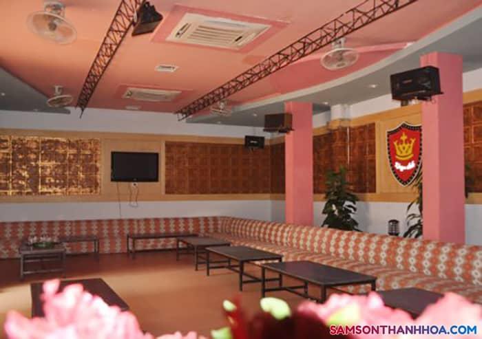 Phòng karaoke tại khách sạn