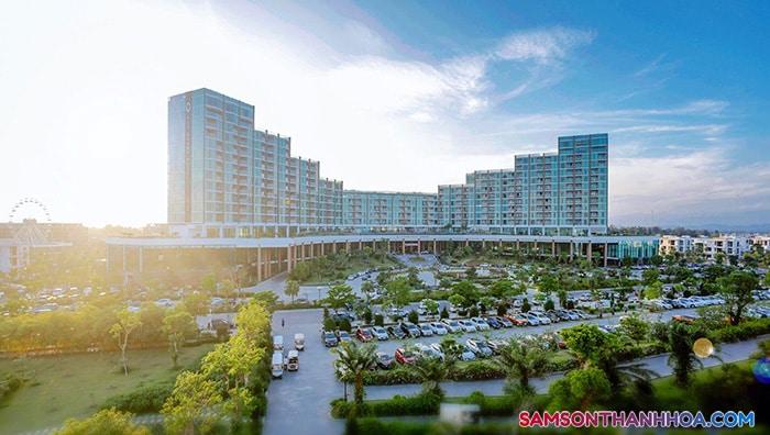 Toàn cảnh Flc Sầm Sơn Thanh Hoá