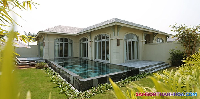 Biệt thự Pool Villa