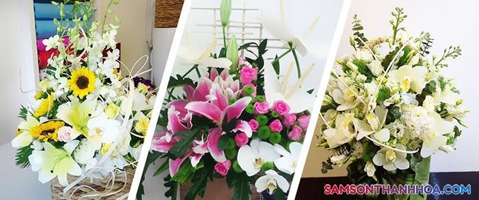 Đặt hoa tươi online tại Sầm Sơn