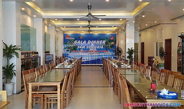 Nơi tổ chức gala dinner