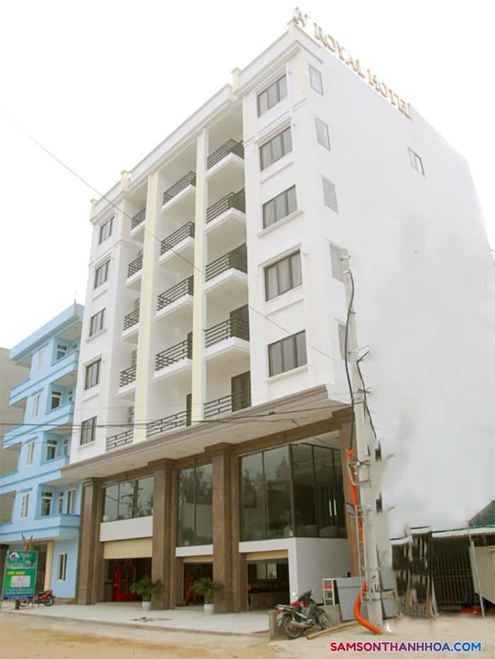 Khách sạn A Royal Sầm Sơn