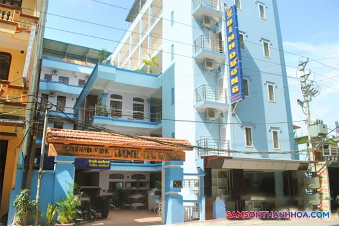 Khách sạn Bình Dương Sầm Sơn