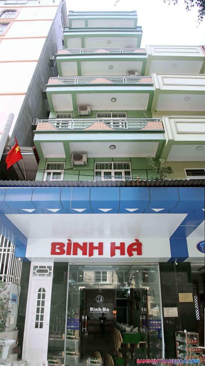 Khách sạn Bình Hà Sầm Sơn