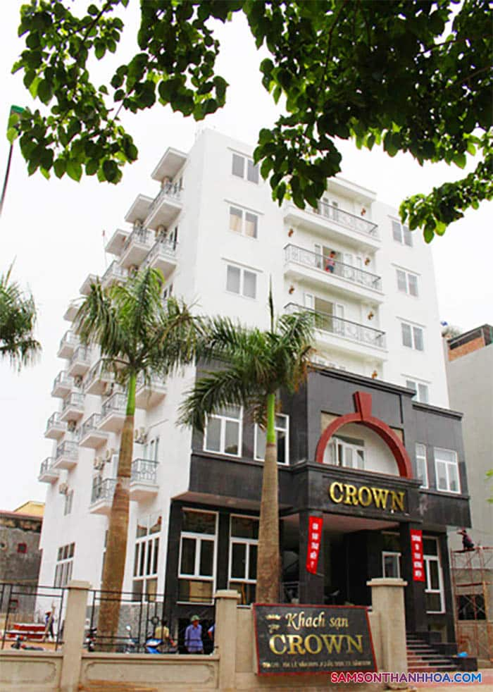 Khách sạn Crown Sầm Sơn