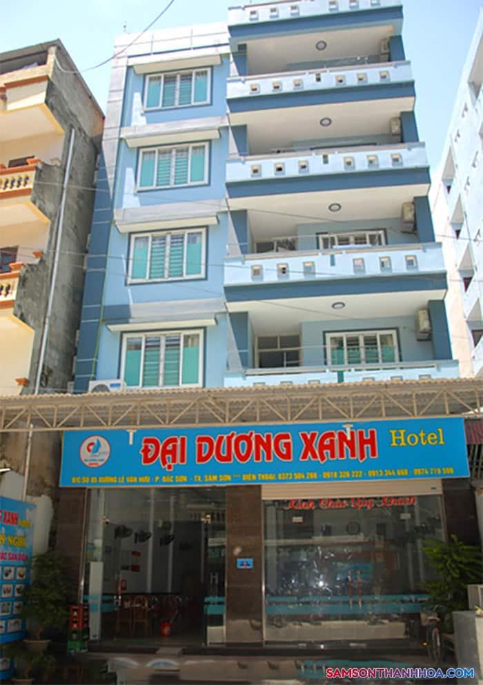 Khách sạn Đại Dương Xanh Sầm Sơn