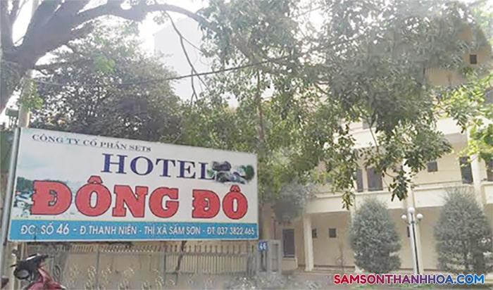 Khách sạn Đông Đô Sầm Sơn