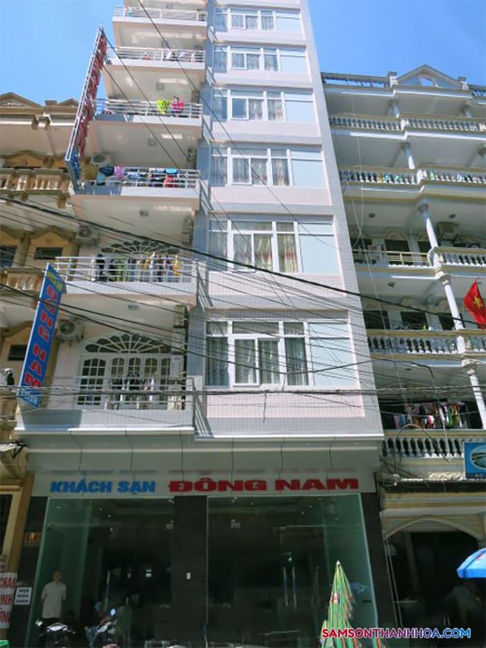Khách sạn Đông Nam Sầm Sơn